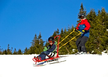 It's a SNAP: Smugglers' Notch Adaptive Program Gets Kids of all Abilities onto the Slopes