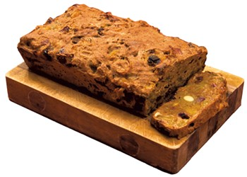 Irish Barmbrack: Tea-Infused Fruit Bread for St. Patty's Day