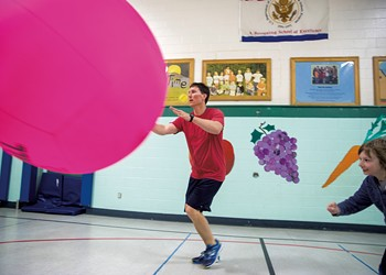 Game Changer: Richmond Elementary's PE Program Focuses on Accessibility, Lifelong Fitness and Fun