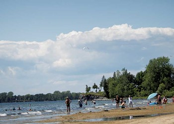 The Lake Champlain Islands: Orchards, Fossils and the Country's Oldest Log Cabin