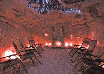 Destination Recreation: Purple Sage's Salt Cave