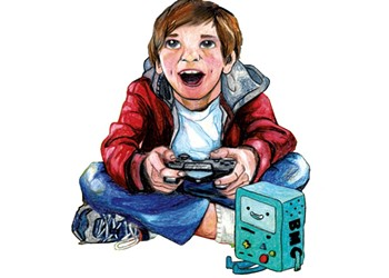 Child's Play: Why Do Kids Love Video Games — and When Do Parents Need to Take Control?