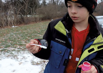 Cold-Weather Science: Embrace Winter With Your Own Outdoor Laboratory