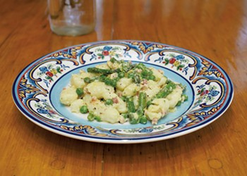 Gnocchi With Spring Vegetables: An Italian Main Course to Make Together
