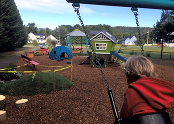 Not Your Parents' Playgrounds: Sweet Spots to Climb, Run and Explore