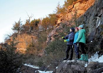 Embark on a Scavenger Hunt for Red Rocks