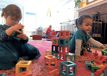 A Very Busy Day in the Life of a Childcare Provider