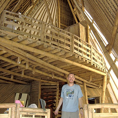 Prussack-Kusel Family, Bali, 2008