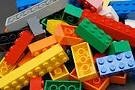 St. Albans Library Legos