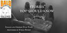 'Stories You Should Know'
