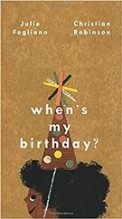 'When's My Birthday?' Story Time & Celebration