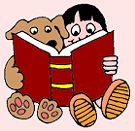 Read to Cleo The Therapy Dog