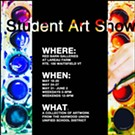 Student Art Show at the Red Barn