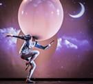 Shimmer: A Winter Cirque Reverie
