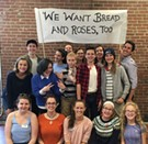 'We Want Bread and Roses, Too'