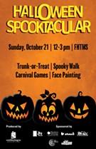 Halloween Spooktacular & Trunk-or-Treat