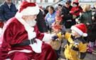 Santa Parade & Tree Lighting Ceremony