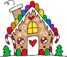 Family Gingerbread House Program