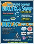 Essex/Westford Community Bike Fix & Swap