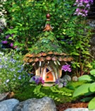 Whimsical Wonders: Fairy Houses From Nature