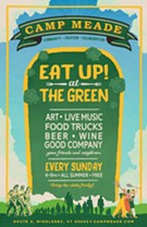 Eat Up at the Green