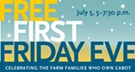 Free First Friday Eve