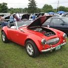 Milton Car Show