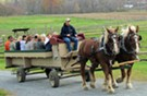 Autumn Wagon Ride Weekend