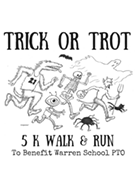 Mad River Valley Trick or Trot 5K & Kids' Fun Run