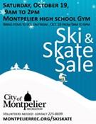 Montpelier Ski & Skate Sale