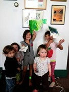 Free Family Art Workshops