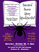 Haunted House Story Spooktacular