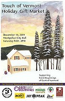 Touch of Vermont Holiday Gift Market
