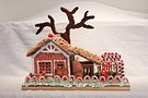 Gingerbread House Exhibit