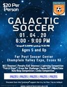 Galactic Soccer