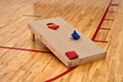 Cornhole Mini-Tournament and Indoor Play