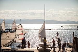 Lake Champlain Community Sailing Center