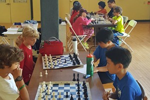 Vermont Chess Camp of Champions
