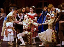 Vermont's Own Nutcracker - COURTESY OF VERMONT BALLET THEATER SCHOOL