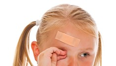 When do cuts, bumps and bruises require medical attention?