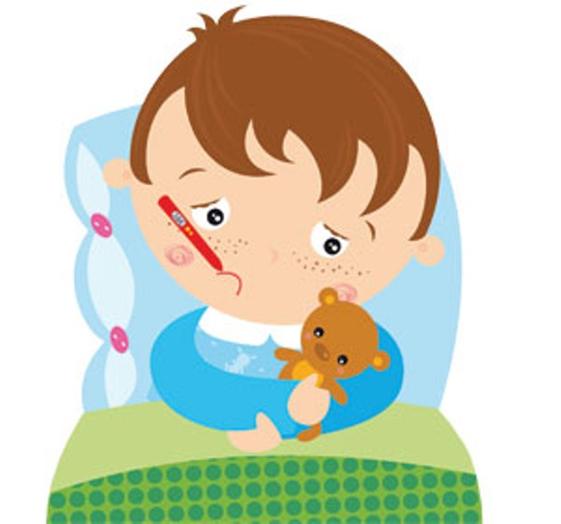 When is a child's fever too high? | Checkup | Kids VT ...