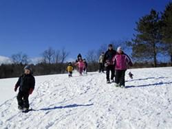 Winter Trails Festival - COURTESY OF GREEN MOUNTAIN CLUB