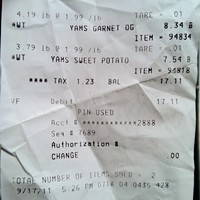$20: Sweet Potatoes