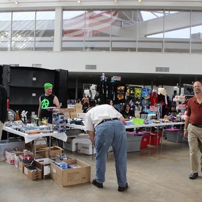 2014 Memphis Comic Expo