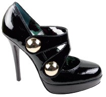 4. Betsey Johnson shoes: Strut Boutique. 524 S. Main, 522-9722