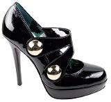 4. Betsey Johnson shoes: Strut Boutique. 524 S. Main, 522-9722