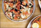 A Broadway pizza - BY JUSTIN FOX BURKS