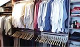 A closet designed by Incognito Custom Closets