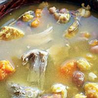 A pot of sobaheg