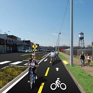 Memphis Joins National Protected Bike Lane Project